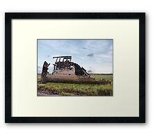 Another Fleetwood wreck Framed Print