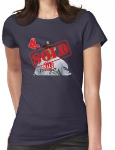 Chris Sale Sold Womens Fitted T-Shirt