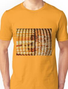 Aussie Corrugated Galvanised Iron Abstract #4 Unisex T-Shirt
