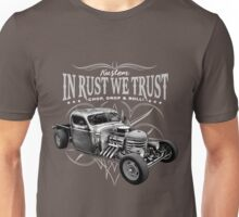 In Rust We Trust - C,D & R Unisex T-Shirt