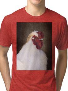 Mr Pecky's portrait Tri-blend T-Shirt