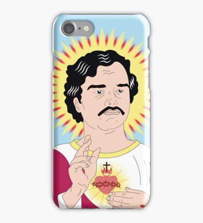 Poster Pablo Escobar iPhone Case/Skin