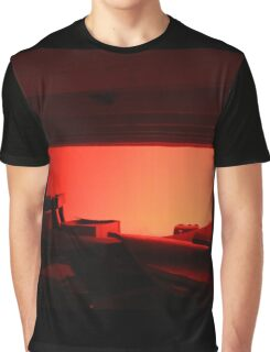 Red Ring Graphic T-Shirt