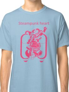 My Heart Have Steampunk Technology Classic T-Shirt