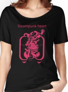 My Heart Have Steampunk Technology Women's Relaxed Fit T-Shirt