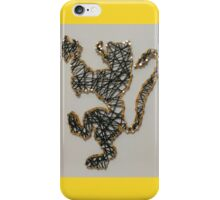 St. Olaf College Lion iPhone Case/Skin