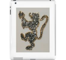 St. Olaf College Lion iPad Case/Skin