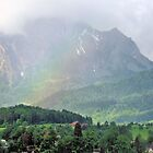 Mountain Rainbow by Margaret Stevens