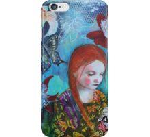 Botanical wonderland iPhone Case/Skin