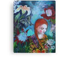 Botanical wonderland Canvas Print