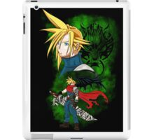 Warrior of the clouds iPad Case/Skin