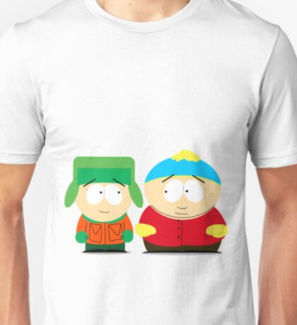 South Park - Kyle and Cartman (Kyman) Unisex T-Shirt