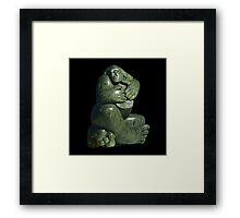 Rhapsody (Sculpture) Framed Print