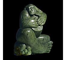 Rhapsody (Sculpture) Photographic Print