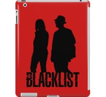 Red and Liz Silhouettes  iPad Case/Skin