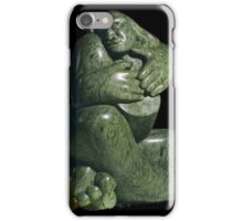 Rhapsody (Sculpture) iPhone Case/Skin