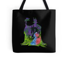 Once Upon a Dream - Splash Dress Tote Bag