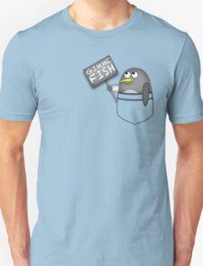 Pocket penguin wants fish T-Shirt