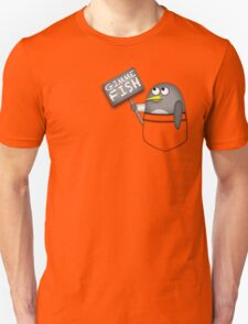 Pocket penguin wants fish T-Shirt