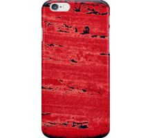 Red Mood iPhone Case/Skin