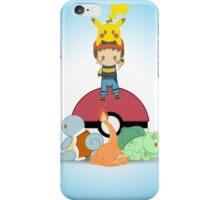 Pokemon Case iPhone Case/Skin