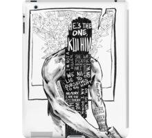 Memento iPad Case/Skin