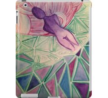 Watercolor iPad Case/Skin