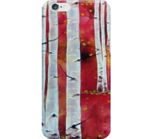 In The Red iPhone Case/Skin