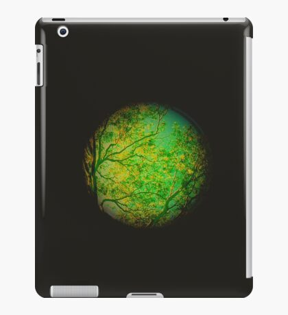 for the love of earth iPad Case/Skin