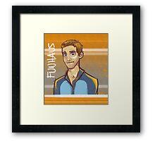 Funhaus - James Willems  Framed Print