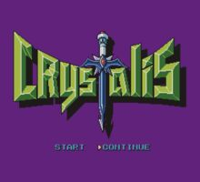 Crystalis (Nes) Title Screen by AvalancheJared