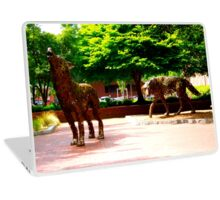 Wolf Pack : Go NC State Laptop Skin