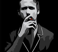 Ryan Gosling by cfitzgerald11