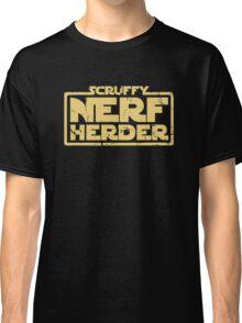 Scruffy Nerf Herder Classic T-Shirt