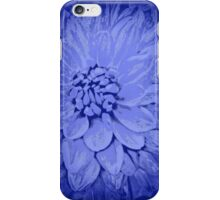 Blue Floral iPhone Case/Skin