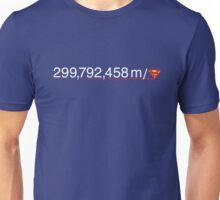 Faster than... Unisex T-Shirt
