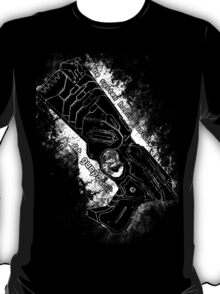 The system holds justice at gunpoint T-Shirt