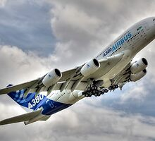Airbus A380 by © Steve H Clark Photography