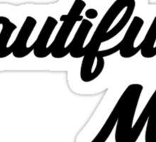 Beautiful Mind 5 Sticker