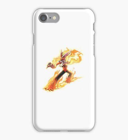 Blaziken iPhone Case/Skin