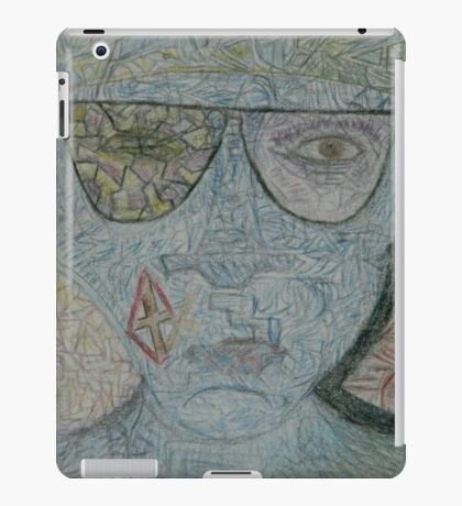 The Soldier iPad Case/Skin