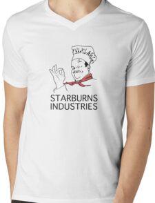 Starburns Industries Mens V-Neck T-Shirt
