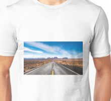Monument Valley National Park in Arizona, USA Unisex T-Shirt