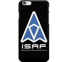ISAF Logo iPhone Case/Skin