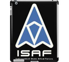 ISAF Logo iPad Case/Skin