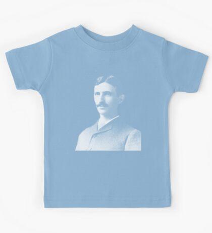 Nikola Tesla Kids Tee