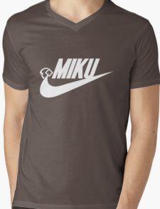 MIKU Mens V-Neck T-Shirt