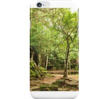 Beng Mealea Temple iPhone Case/Skin