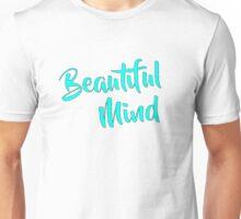 Beautiful Mind 6 Sea Foam Unisex T-Shirt