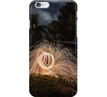 Fire wire iPhone Case/Skin